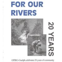 Caring for Our Rivers: 20 Years